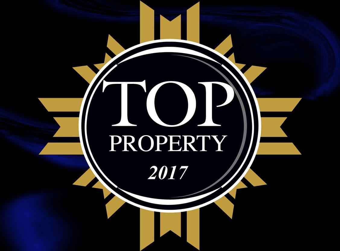 SATU LAGI PENGHARGAAN TOP PROPERTY AWARD 2017